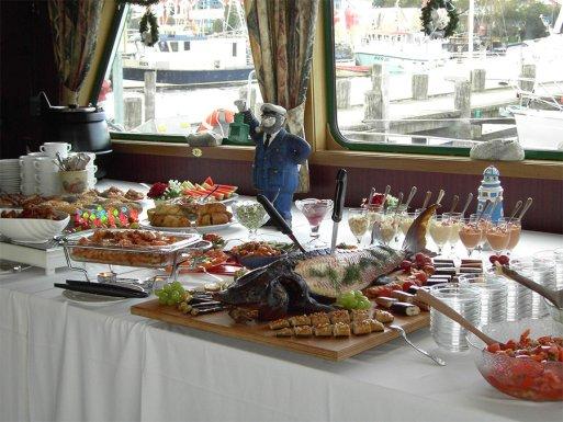 Hochzeitsfeier Auf Dem Schiff Mit Ms Ostseebad Rerik Auf Der Ostsee